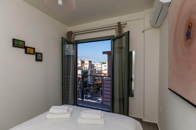 32 Euterpe Acropolis View 2 Room Balcony Apartment