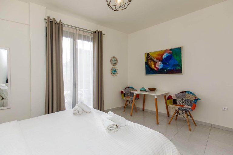 22 Melpomene Balcony Studio Apartment